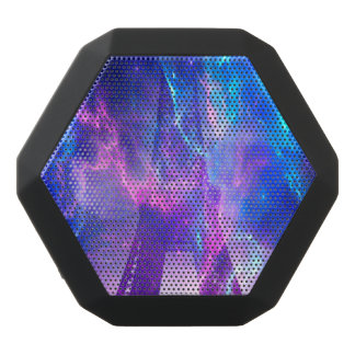 Amethyst Parisian Dreams Black Bluetooth Speaker