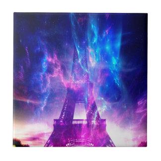 Amethyst Parisian Dreams Ceramic Tile