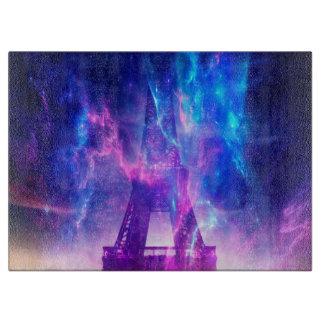 Amethyst Parisian Dreams Cutting Board