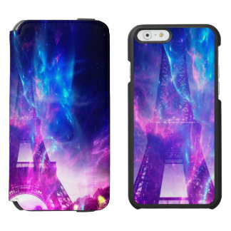 Amethyst Parisian Dreams Incipio Watson™ iPhone 6 Wallet Case