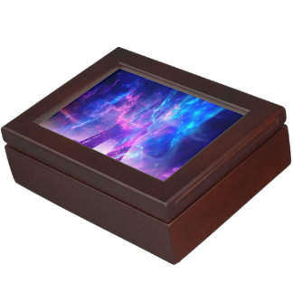 Amethyst Parisian Dreams Keepsake Box