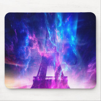 Amethyst Parisian Dreams Mouse Pad