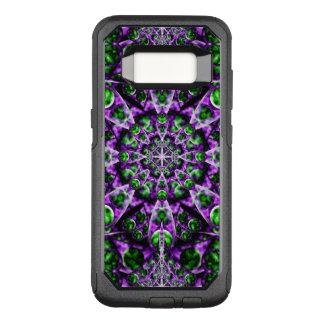 Amethyst Portal Mandala OtterBox Commuter Samsung Galaxy S8 Case