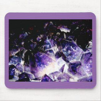 Amethyst Products By Bliss Travelers Mouse Pad