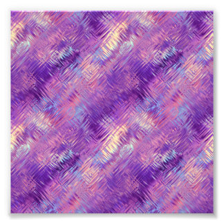 Amethyst Purple Crystal Gel Texture Photo Art