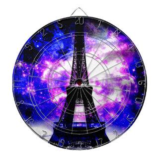 Amethyst Rose Parisian Dreams Dartboard