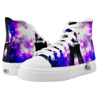 Amethyst Rose Parisian Dreams High Tops