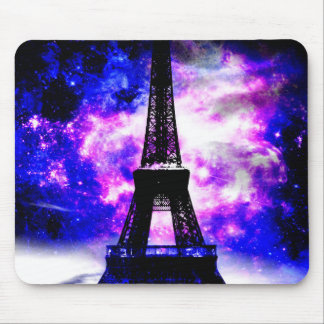 Amethyst Rose Parisian Dreams Mouse Pad