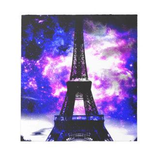 Amethyst Rose Parisian Dreams Notepad