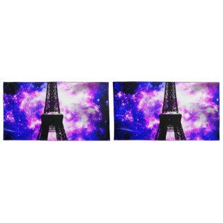 Amethyst Rose Parisian Dreams Pillowcase