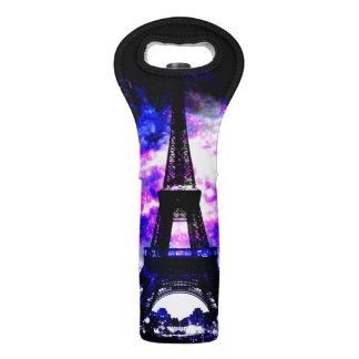 Amethyst Rose Parisian Dreams Wine Bag