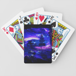 Amethyst Sapphire Bali Dreams Bicycle Playing Cards