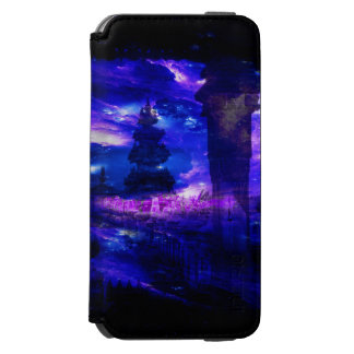 Amethyst Sapphire Bali Dreams Incipio Watson™ iPhone 6 Wallet Case
