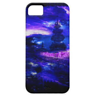 Amethyst Sapphire Bali Dreams iPhone 5 Cases