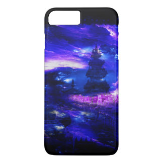 Amethyst Sapphire Bali Dreams iPhone 7 Plus Case