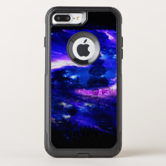 Amethyst Sapphire Bali Dreams OtterBox Commuter iPhone 7 Plus Case
