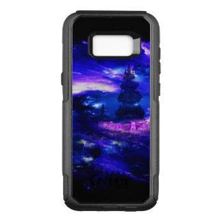Amethyst Sapphire Bali Dreams OtterBox Commuter Samsung Galaxy S8+ Case