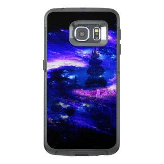 Amethyst Sapphire Bali Dreams OtterBox Samsung Galaxy S6 Edge Case
