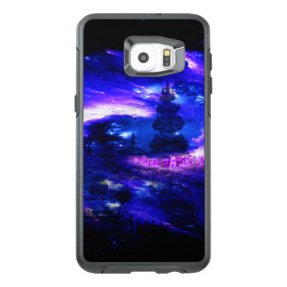 Amethyst Sapphire Bali Dreams OtterBox Samsung Galaxy S6 Edge Plus Case