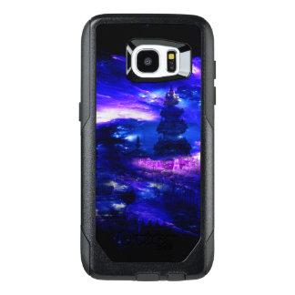 Amethyst Sapphire Bali Dreams OtterBox Samsung Galaxy S7 Edge Case