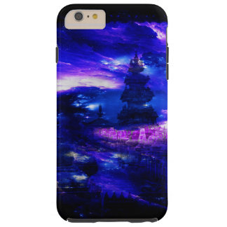 Amethyst Sapphire Bali Dreams Tough iPhone 6 Plus Case