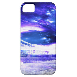 Amethyst Sapphire Budapest Dreams Barely There iPhone 5 Case