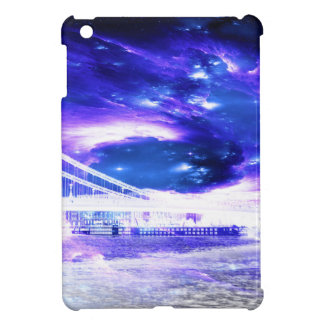 Amethyst Sapphire Budapest Dreams iPad Mini Covers