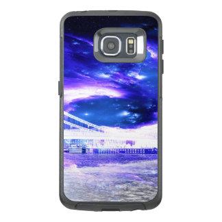Amethyst Sapphire Budapest Dreams OtterBox Samsung Galaxy S6 Edge Case