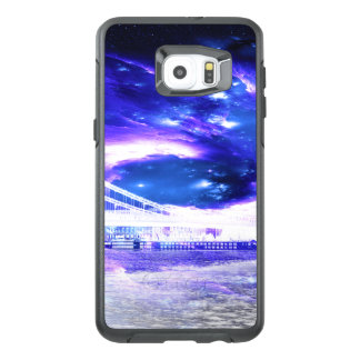Amethyst Sapphire Budapest Dreams OtterBox Samsung Galaxy S6 Edge Plus Case