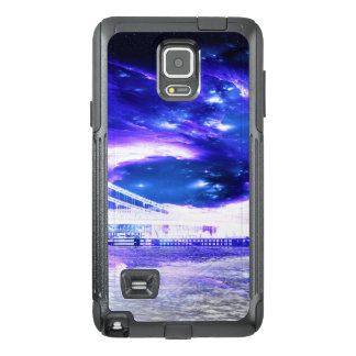 Amethyst Sapphire Budapest Dreams OtterBox Samsung Note 4 Case