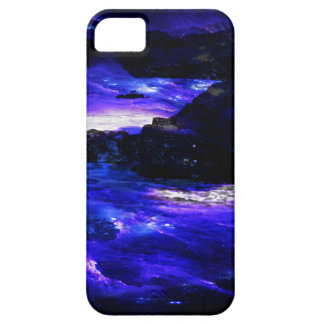 Amethyst Sapphire Indian Dreams iPhone 5 Cases