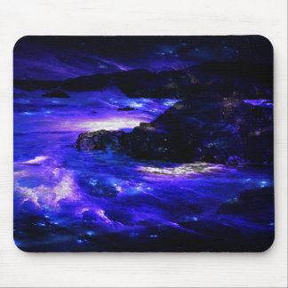 Amethyst Sapphire Indian Dreams Mouse Pad