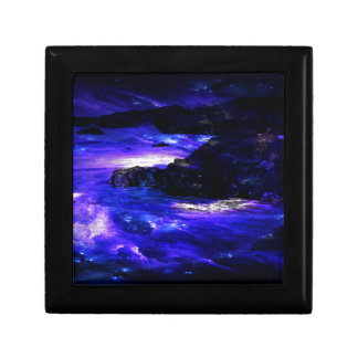 Amethyst Sapphire Indian Dreams Small Square Gift Box