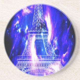 Amethyst Sapphire Paris Dreams Coaster