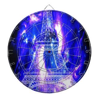Amethyst Sapphire Paris Dreams Dartboard