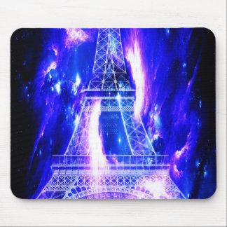 Amethyst Sapphire Paris Dreams Mouse Pad