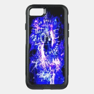 Amethyst Sapphire Paris Dreams Ones that Love OtterBox Commuter iPhone 8/7 Case