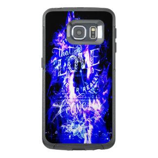 Amethyst Sapphire Paris Dreams Ones that Love OtterBox Samsung Galaxy S6 Edge Case