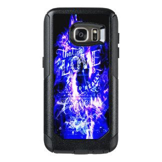 Amethyst Sapphire Paris Dreams Ones that Love OtterBox Samsung Galaxy S7 Case