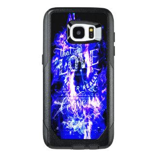 Amethyst Sapphire Paris Dreams Ones that Love OtterBox Samsung Galaxy S7 Edge Case