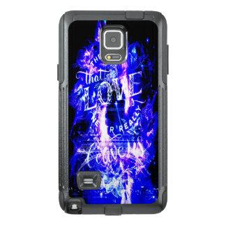 Amethyst Sapphire Paris Dreams Ones that Love OtterBox Samsung Note 4 Case