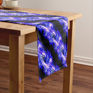 Amethyst Sapphire Paris Dreams Ones that Love Short Table Runner