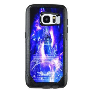 Amethyst Sapphire Paris Dreams OtterBox Samsung Galaxy S7 Edge Case