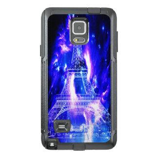 Amethyst Sapphire Paris Dreams OtterBox Samsung Note 4 Case