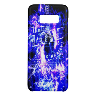 Amethyst Sapphire Paris Dreams the Ones that Love Case-Mate Samsung Galaxy S8 Case