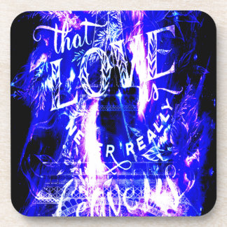 Amethyst Sapphire Paris Dreams the Ones that Love Coaster