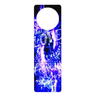 Amethyst Sapphire Paris Dreams the Ones that Love Door Hanger