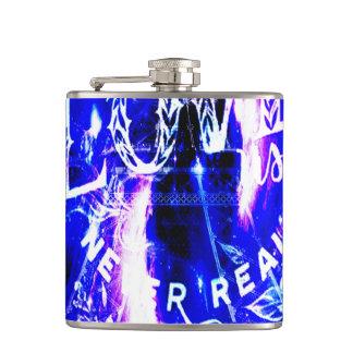 Amethyst Sapphire Paris Dreams the Ones that Love Hip Flask