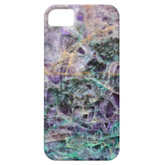 amethyst stone texture iPhone 5 cases