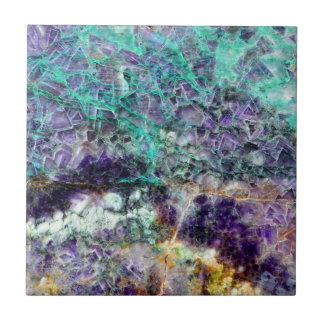 amethyst stone texture pattern rock gem mineral am ceramic tile